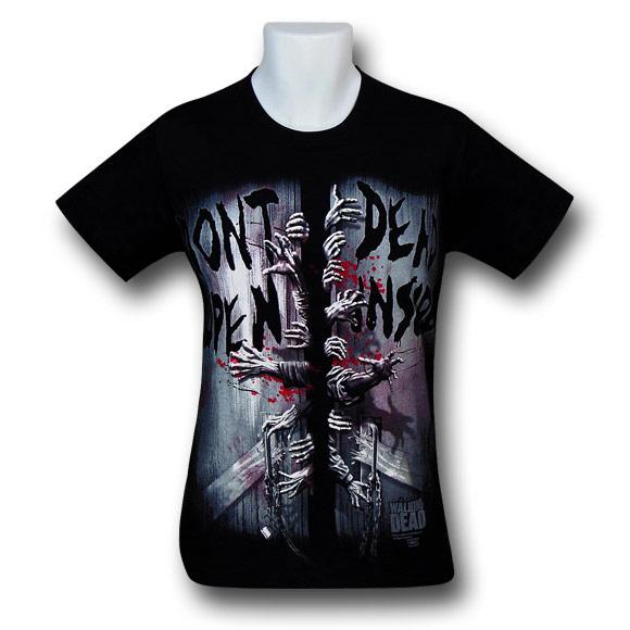 Walking Dead Dont Open TShirt