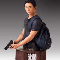 Walking Dead Glenn Rhee Mini-Bust