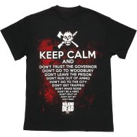 Walking Dead Keep Calm TShirt