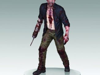 Walking Dead Merle Dixon Walker Statue