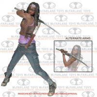 Walking Dead Michonne 10-Inch Deluxe Action Figure