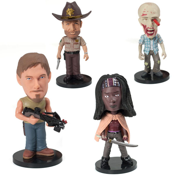 Walking Dead Mini Bobble Head
