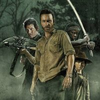 Walking Dead Poster - small