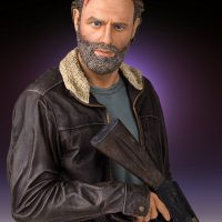 Walking Dead Quarter Scale Rick Grimes Statue