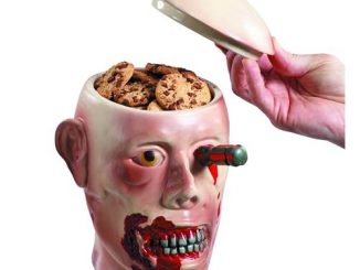 Walking Dead RV Walker Ceramic Cookie Jar