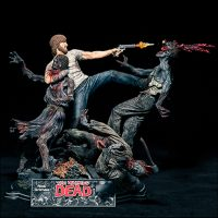 Walking Dead Rick Grimes Resin Statue