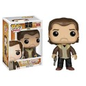 Walking Dead Season 5 Rick Grimes Pop Vinyl Figure