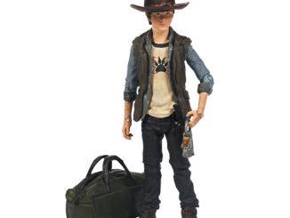 Walking Dead TV Series 4 Carl Grimes Action Figure