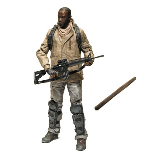 Walking Dead TV Series 8 Morgan Jones Action Figure