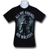 Walking Dead Walker Friends T-Shirt