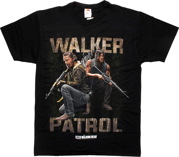 Walking Dead Walker Patrol T-Shirt