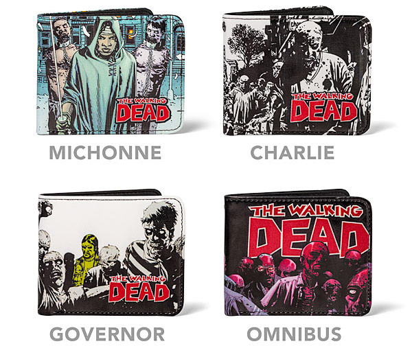 Walking Dead Wallets
