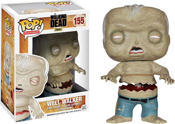 Walking Dead Well Walker Pop Vinyl Figure