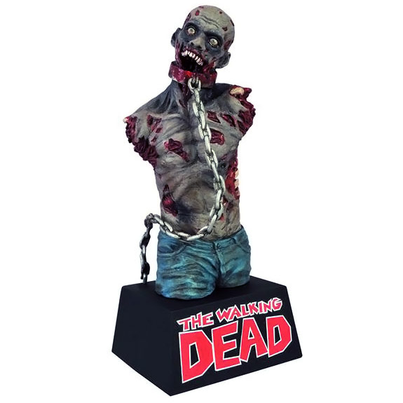 Walking Dead Zombie Bust Bank Pet Zombie