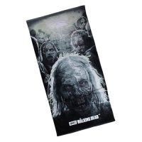 Walking Dead Zombie Cotton Towel