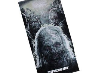 Walking Dead Zombie Cotton Towel
