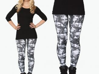 Walking Dead Zombie Leggings