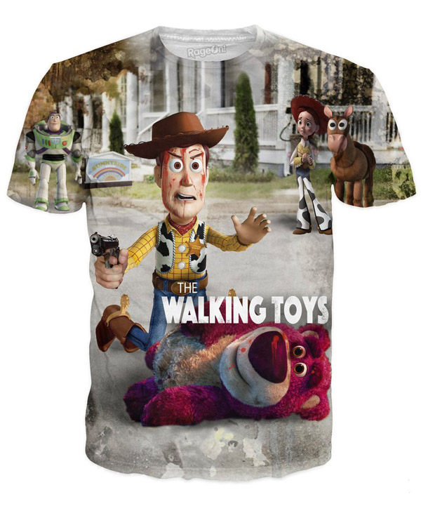 Walking Toys Season 5 T-Shirt