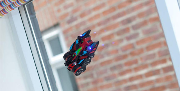 Wall Climber Gravity Defying Car