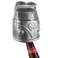Wall Mounted VW Bus Bottle Opener