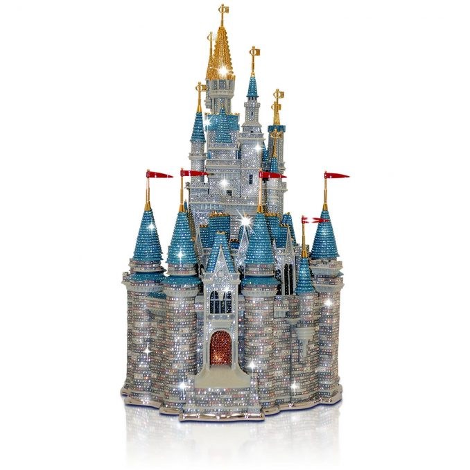 Walt Disney World Cinderella Castle Sculpture