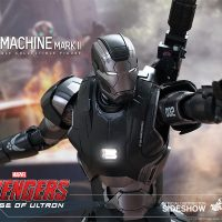 War Machine Mark II Figure
