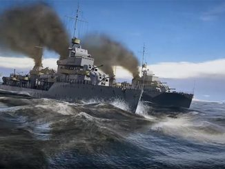 War Thunder: Naval Forces