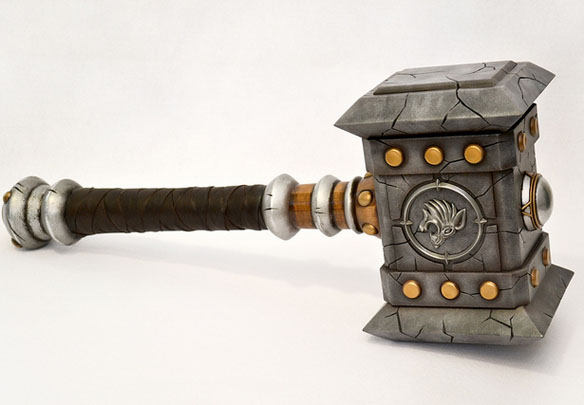 Warchief Thrall's Doomhammer