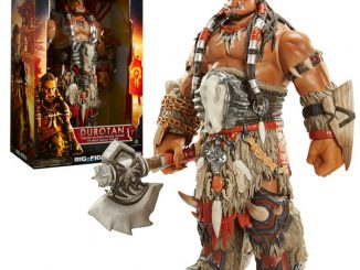 Warcraft Durotan 18 Inch Deluxe Action Figure