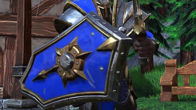 Warcraft III: Reforged Gameplay Trailer