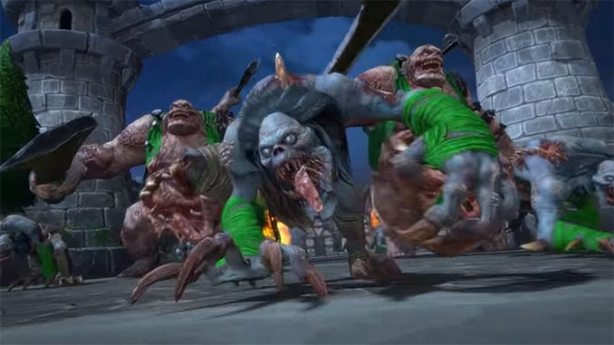 Warcraft III: The Culling Campaign Trailer