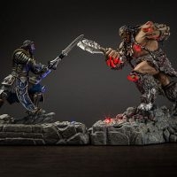 Warcraft Lothar Figural Phone Dock