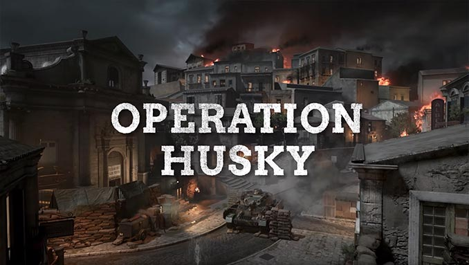 Ware Mode Map: Operation Husky
