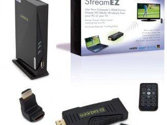 Warpia StreamEZ Wireless HDMI Streaming Kit
