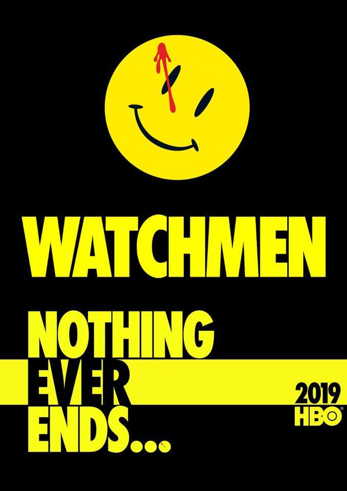 Watchmen 2019 Poster