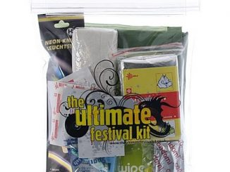 Waterproof Festival Survival Kit