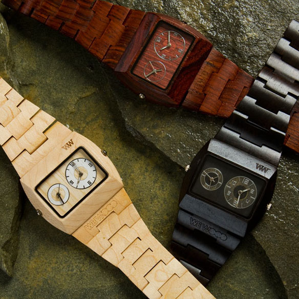 WeWood Wooden Jupiter Watch