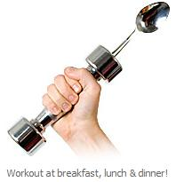 Weight Set Cutlery Set