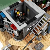 Welcome to Apocalypseburg LEGO Building Set