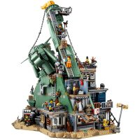 Welcome to Apocalypseburg LEGO Set