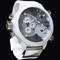 Welder K29 8007 Triple Movement White Grey