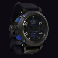 Welder K34 2002 50mm Black & Blue