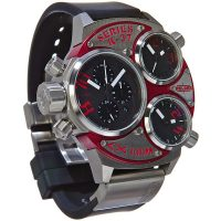 Welder K37 6500 Triple Movement Steel Red