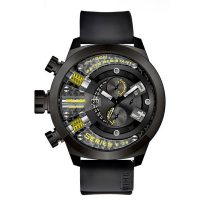 Welder K38 702 Chrono Shocker Black Silver Yellow