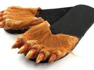Werewolf Feet Sandals