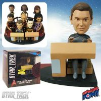 Wesley Build-a-Bridge Deluxe Bobble Head