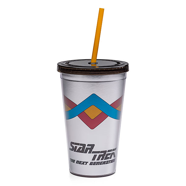Wesley Crusher Travel Cup