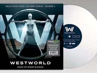 Westworld Season 1 - Exclusive Milk White LP