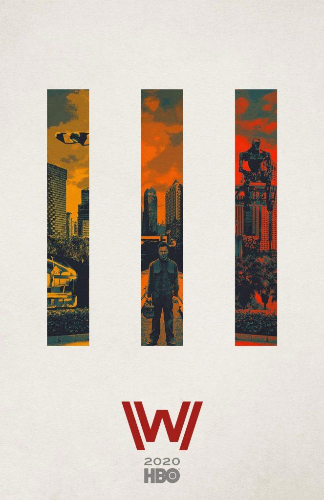 Westworld Season 3 Poster