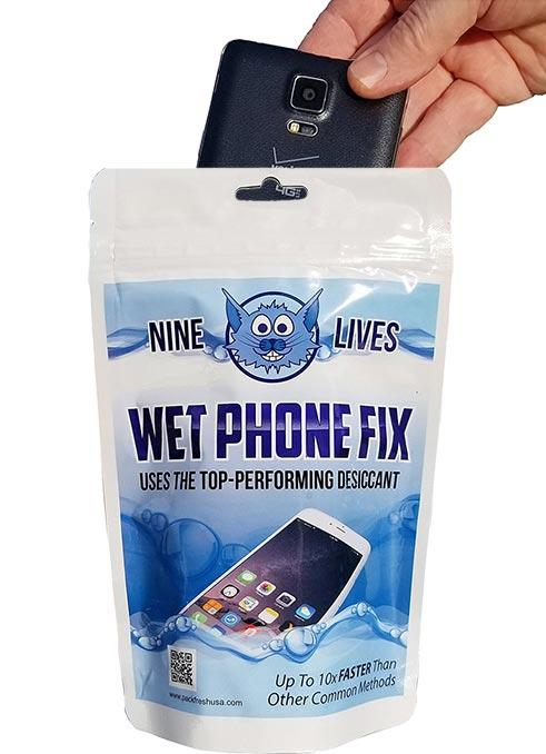 Wet Phone Fix